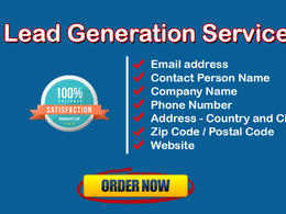 Collect 100 targeted genuine and active email leads for your targeted customer