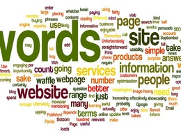 Write your website's content for