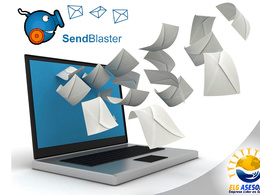 I will do provide your email SendBlaster for unlimited mail sender
