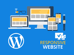 5-Page Responsive Website Design & Development in WordPress CMS
