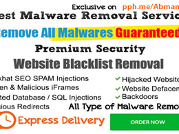 Fix your Hacked , Malware Infected Wordpress Site and Secure From Future Attacks