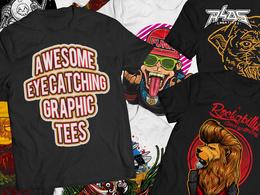 Create Graphic t-shirt design