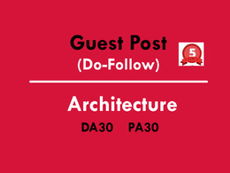 Publish a post on Architecture and Interior design blog