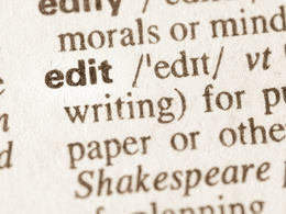 Edit 800 words (website, email, content)