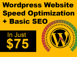 Speed optimization, Page Speed Improvement