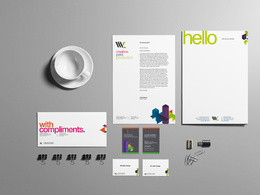 Consult & Design a stunning, coherent Identity for your business