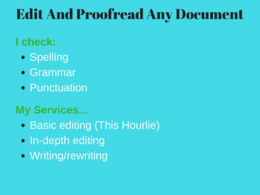 Edit or write any essay, Proofread research paper {1000 words}