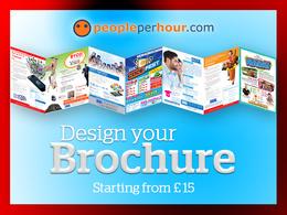 Design a brochure