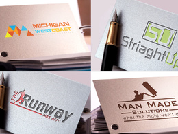 Design your Business Logo with complete source files