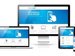 Design & Develop Responsive, Fast,SEO Friendly Wordpress Website