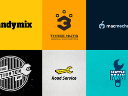 Professional Logo Design + 3 Concept + Unlimited Revisions + Source File + Stationary