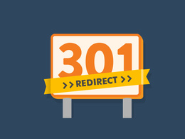 Set up a permanent 301 redirect