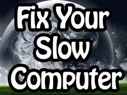 Fix your slow computer remotely