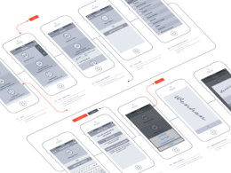 Design stunning wireframes for your mobile or web app