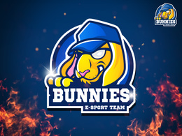 Design Cool Logo For Game,Sports,Team,Cartoon, Mascot