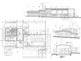 Redraw and convert any old archive plan, sketch or blueprint in Autocad dwg file.