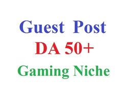 Give you a DA 50 Gaming Link (Viral Guest Post)