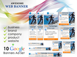 Create an awesome web / facebook / google banner