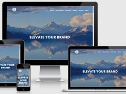 Design and build a Squarespace website