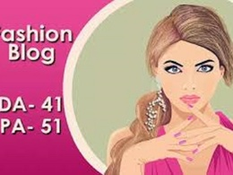 Guest post on 3 Women and Fashion blogs with dofollow link