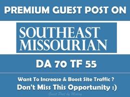 Write & Publish Guest Post on Southeast Missourian Newspaper. Semissourian.com - DA70