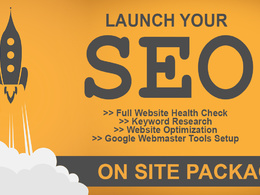 Provide on site Search Engine Optimization for your website