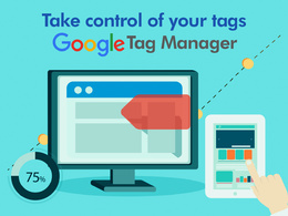 Install Google Tag Manager or GTM