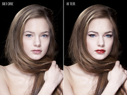 Portrait retouching!