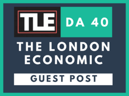 Write and publish a guest post on The London Economic