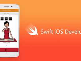 Work 1 Hour Swift IOS development task