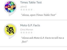 Create a fact-based Alexa Skill
