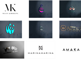 Design logo with unlimited revisions+sourcefiles+business card