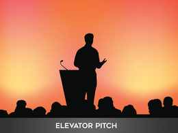 Write you an sales/elevator pitch/letter for your business/client meeting