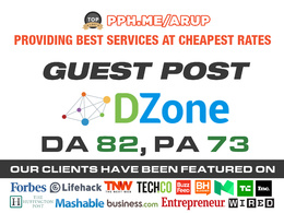 Publish Guest post on Dzone | Dzone.com