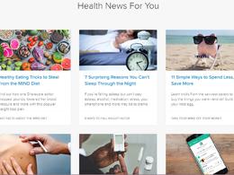 Publish 2 Guest Posts on HEALTH/ WOMEN Niche DA54 - PA48 SEO