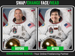 Swap/Change Face/Head