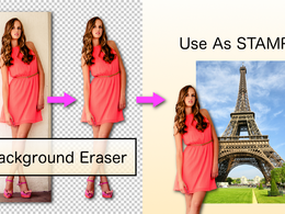 Remove background from your HQ images (5 images within an hour)