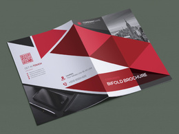 Design brochure with Unlimited Concepts , A3 , A4 , A5 and A6 size