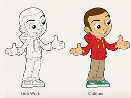 Create Cartoon Characters