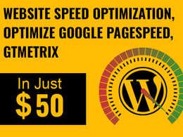 Website speed optimization, Optimize Google PageSpeed, GTmetrix