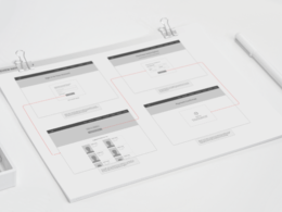Design High Quality Wireframes for your Web App