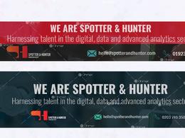 Design creative Web slider/ banners Image