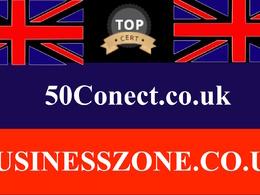 Publish Guest Post On 50Conect.co.uk  or  Businesszone.Co.Uk UK domain