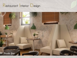 Cafe / Restaurant interior design