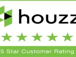 Published 5 amazing 5 star Houzz Reviews to improve your social media and online B