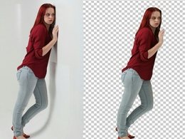 Cut out & Remove background 20 images of all type