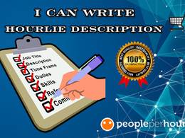 Write 1 keyword base PPH hourlie description of 1500 words and rank it on first page