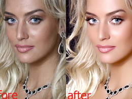 Completed perfectly  photo retouching  with cut out 50 image