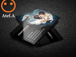 Design 2 professional Business cards, 2 concepts