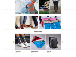 Develop awesome ecommerce website from where anyone can easily manage thier store.